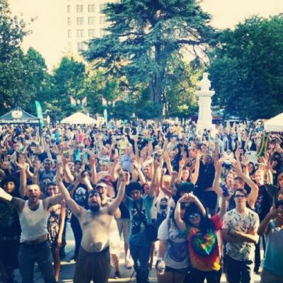 Cemetery Sun - Summer Concert in the Park Series - Sacramento