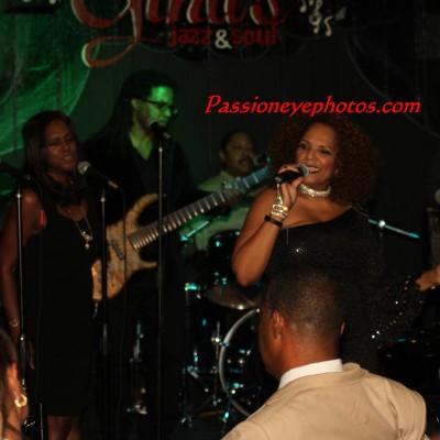 Lady Dee & The Rhythm Movement Band