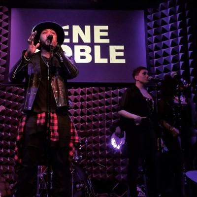 Gene Noble Live