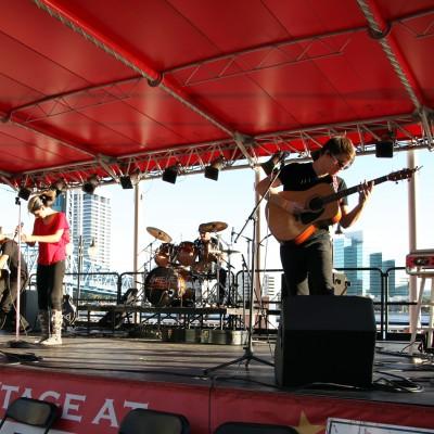 Jacksonville Original Music Festival 2014