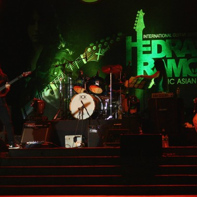 Hedras Ramos - Live in PHILIPPINES