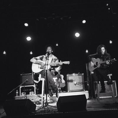 Chuck Adams - Live acoustic set.
