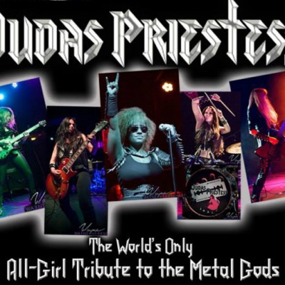 JUDAS PRIESTESS: The World's Only All Girl Tribtue to the Metal Gods