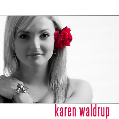 Karen Waldrup self-titled album