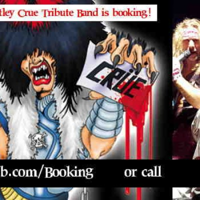 Live Wire, The #1 Motley Crue Tribute Band