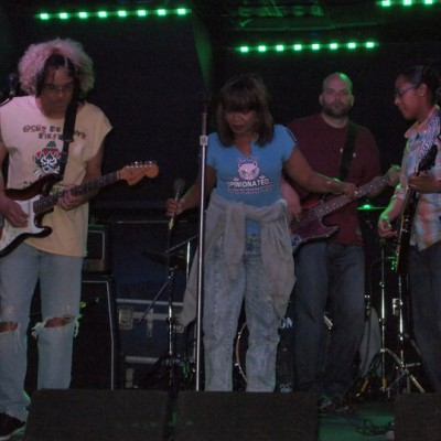 The Mike Tyler Band featuring Montana.