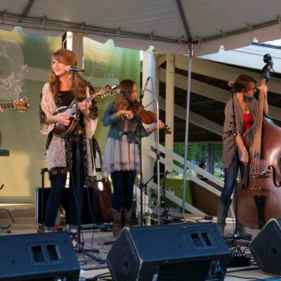 Rock Bend Folk Festival