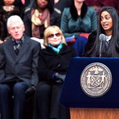 NYC Mayoral Inauguration