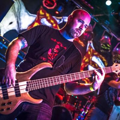 Adam Donovan - Bass