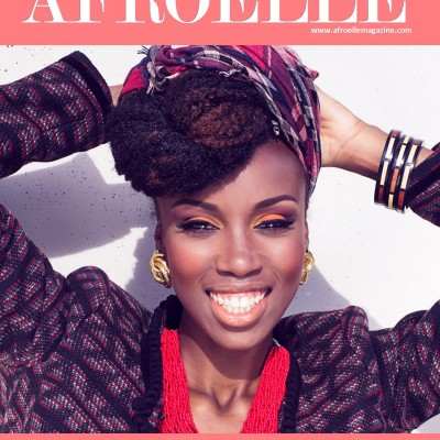 AfroElle Magazine Rebirth Issue