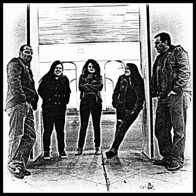 B&W Band Pic