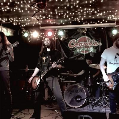 Stone Head live @ Connie's Ric Rac