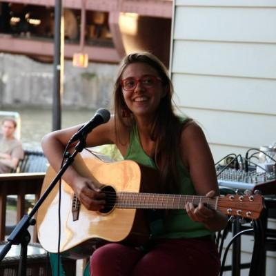Susanna Rose at Towpath Cafe