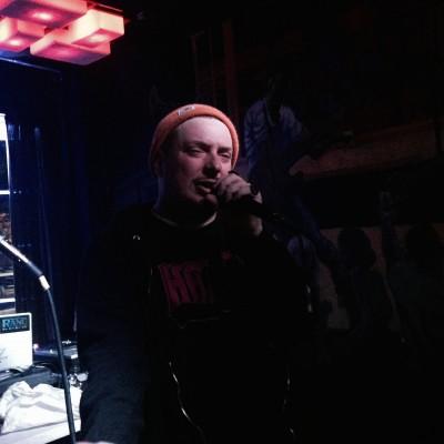 New Haven during Vinyl Cape Tour