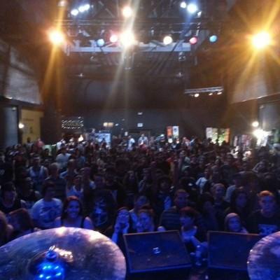 All Stars Tour 2014 - Crowd Shot