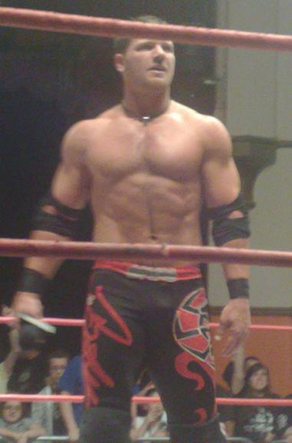 Styles at a TNA show in 2008