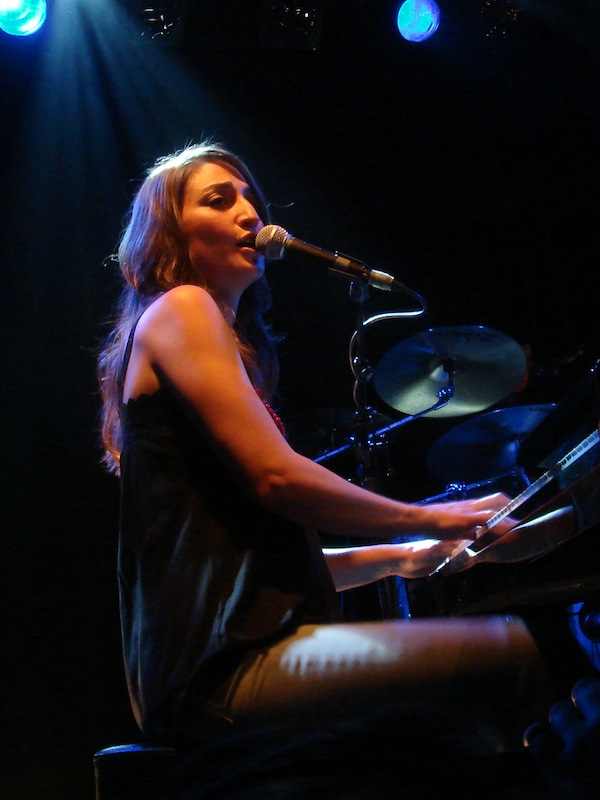 Bareilles at De Melkweg, Amsterdam, the Netherlands, June 16, 2008