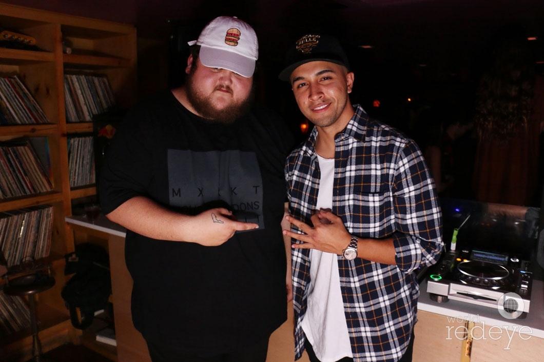 BIG MAKK and DJ Crespo