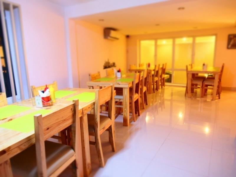 Promotional photograph from Top Hostel Phnom Penh's website