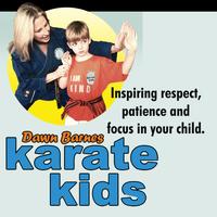 Dawn Barnes Karate Kids Santa Monica