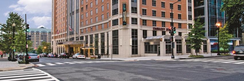 Embassy Suites By Hilton Washington Dc Convention Center