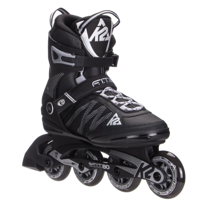 K2 F.I.T. 80 Inline Skates 2016
