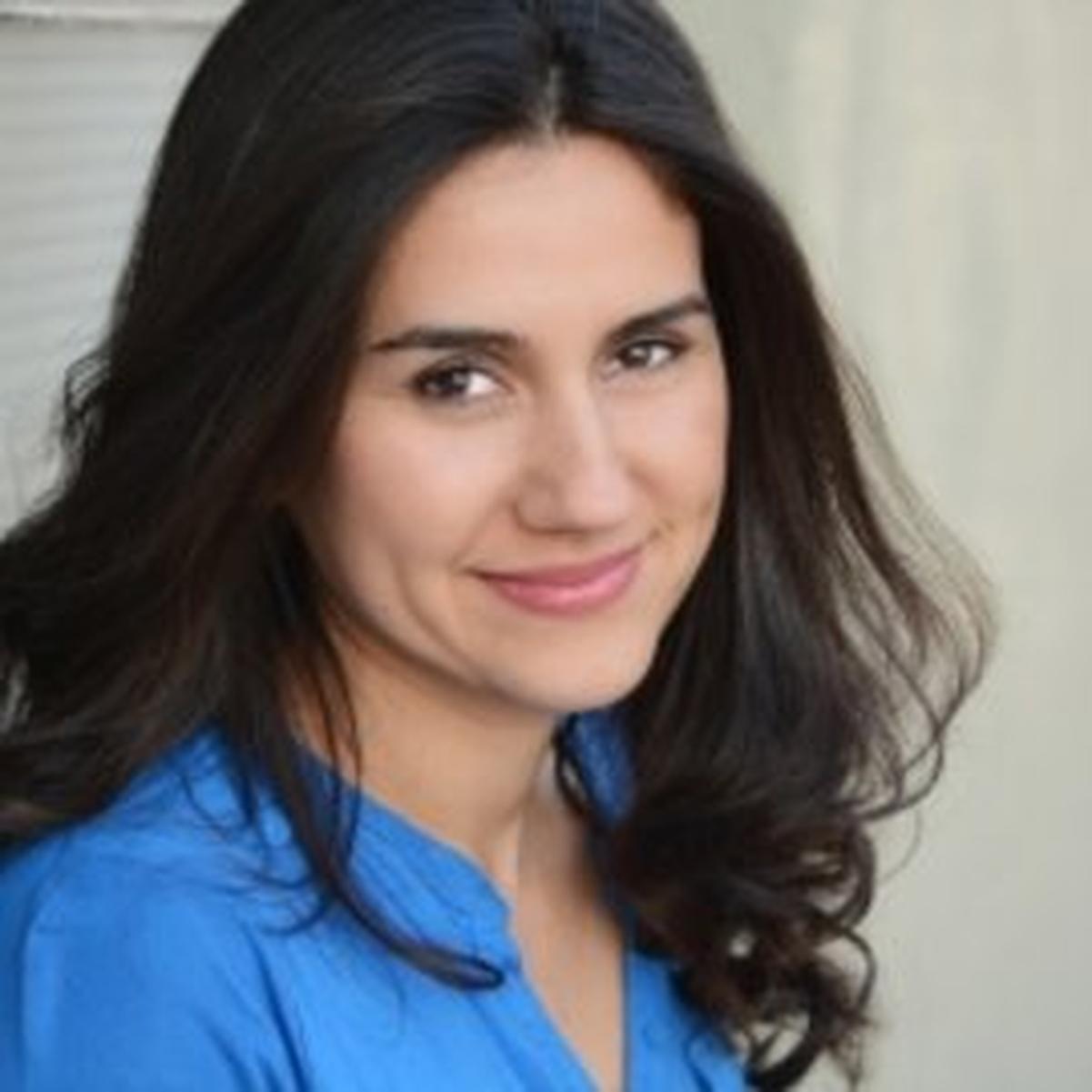 Shabnam Mogharabi