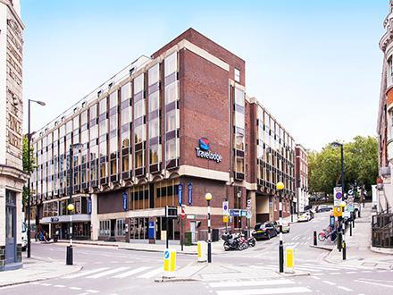 Travelodge: London Kings Cross Royal Scot Hotel