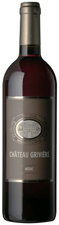 Chateau Griviere Medoc Cru Bourgeois 2011