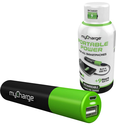 myCharge Energy Shot Portable Power