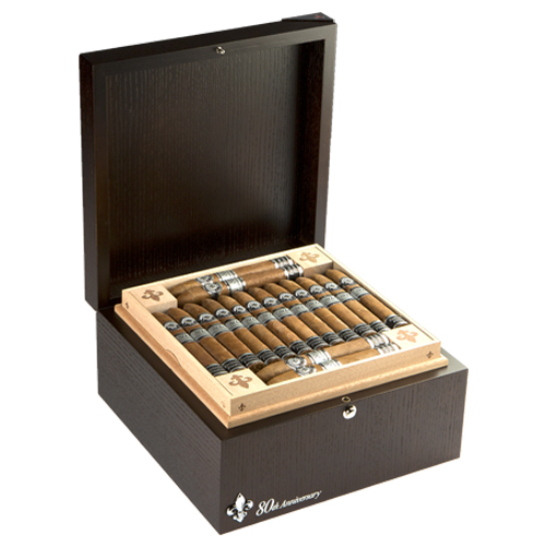 Montecristo 80th Anniversary Special 80-Count Humidor with Cigars · 6 × 54