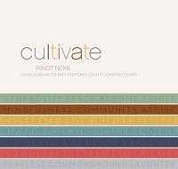 Cultivate Pinot Noir 2014