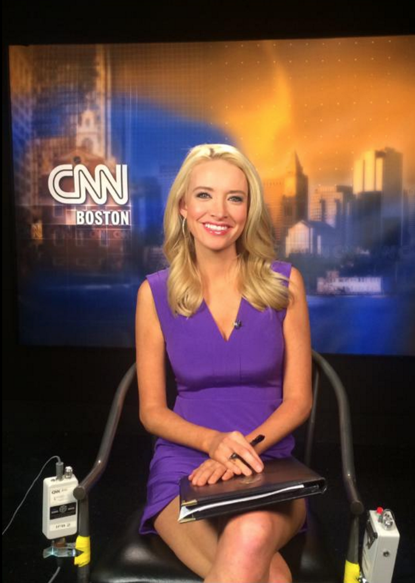 how much is kayleigh mcenany net worth see her salary and growing and furthermore
