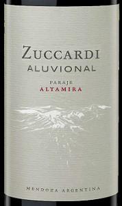 Zuccardi Aluvional Paraje Altamira 2011
