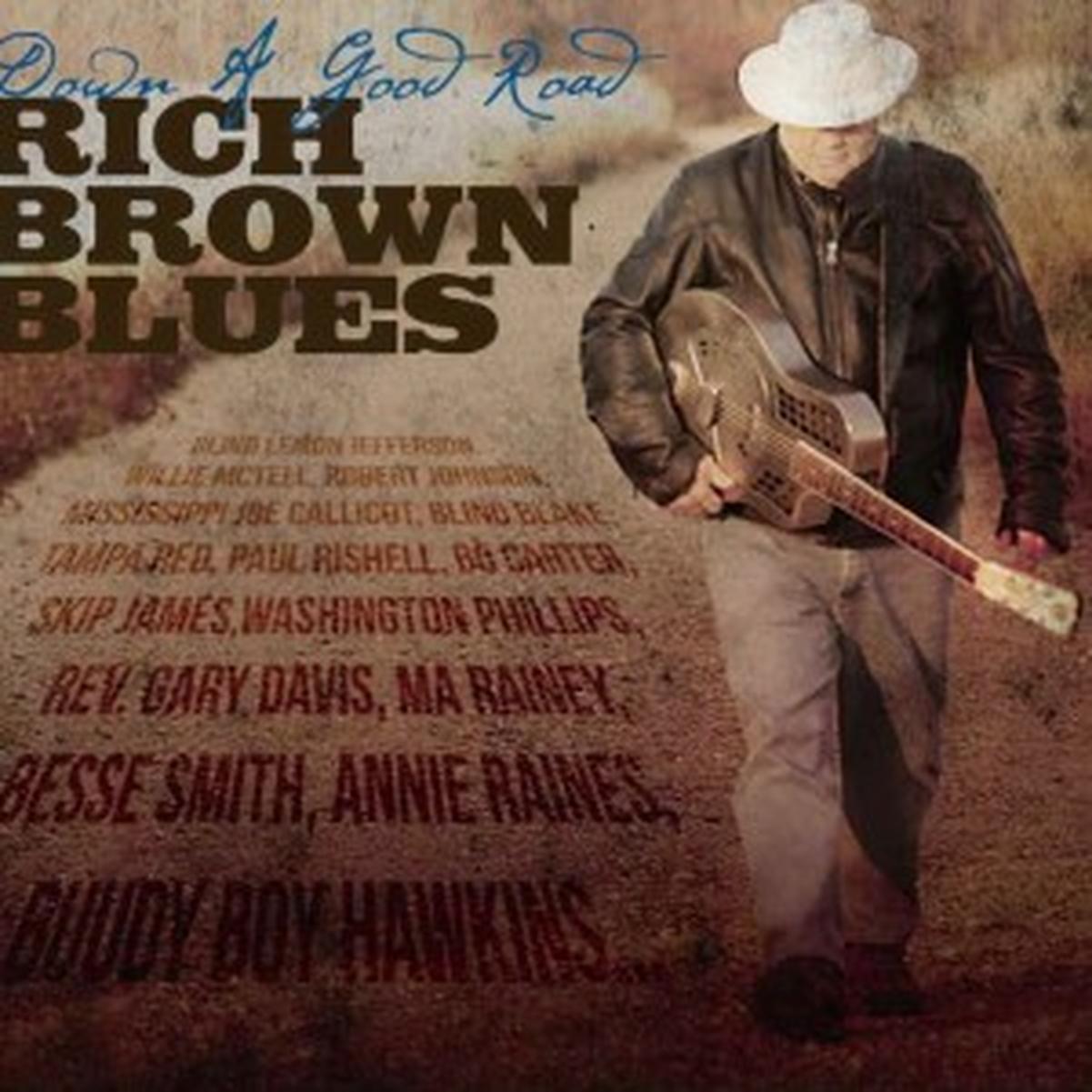Rich Brown Blues