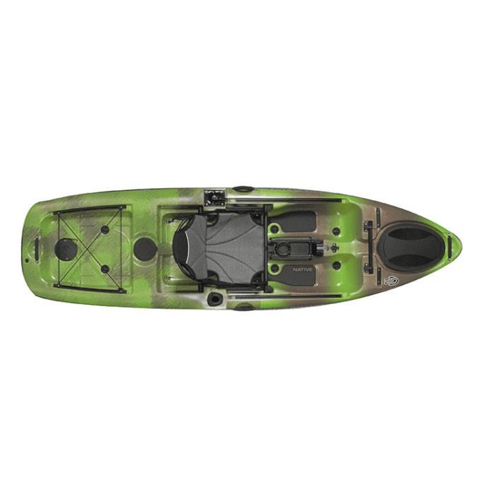 Native Watercraft Slayer Propel 10 Fishing Kayak 2016