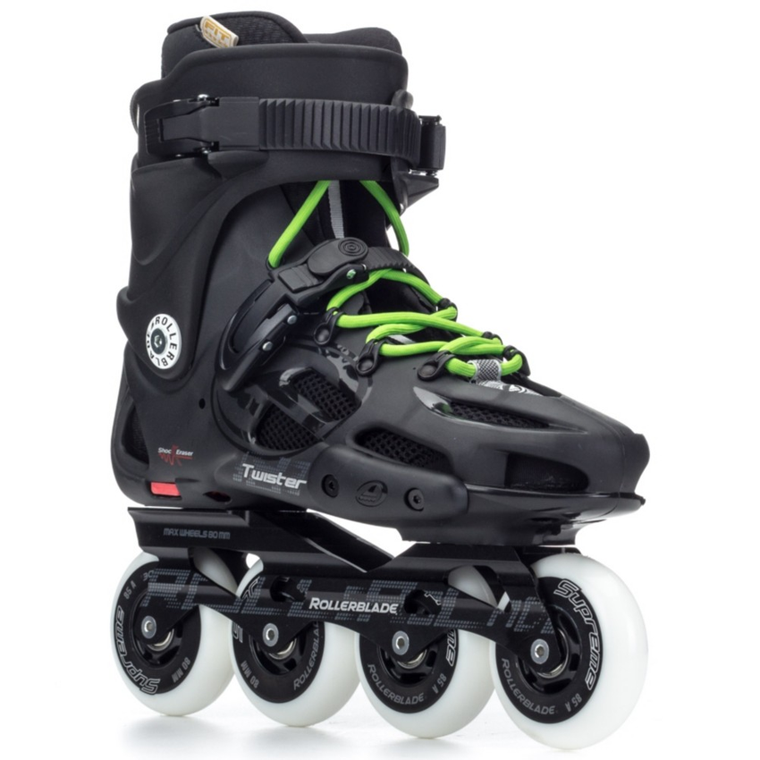 Rollerblade Twister 80 Urban Inline Skates 2016