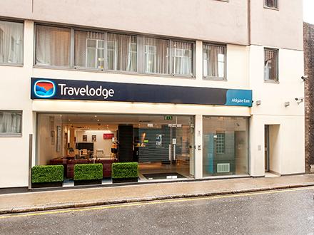Travelodge: London Central Aldgate East Hotel