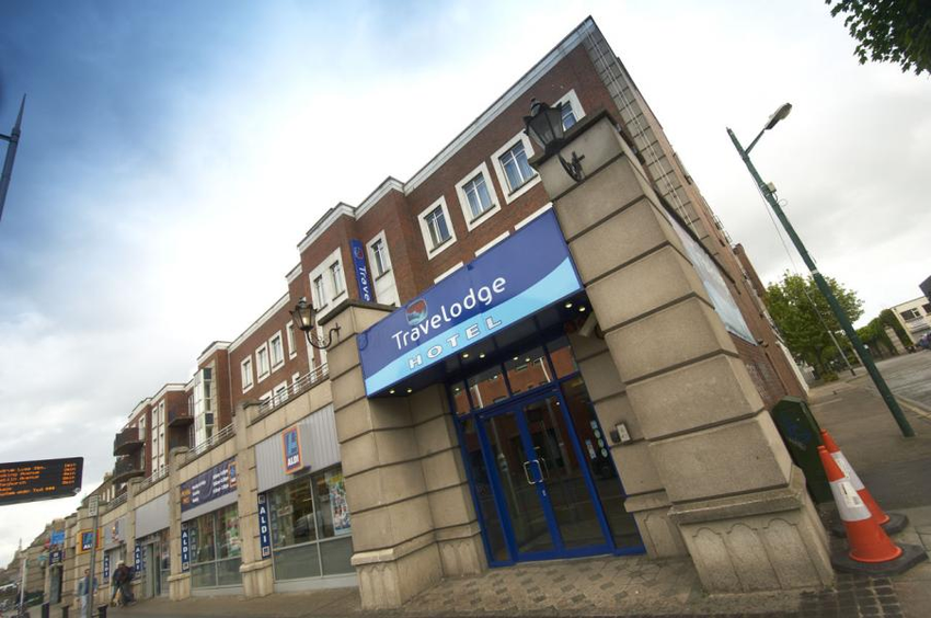 Travelodge: Dublin City Centre, Rathmines Hotel