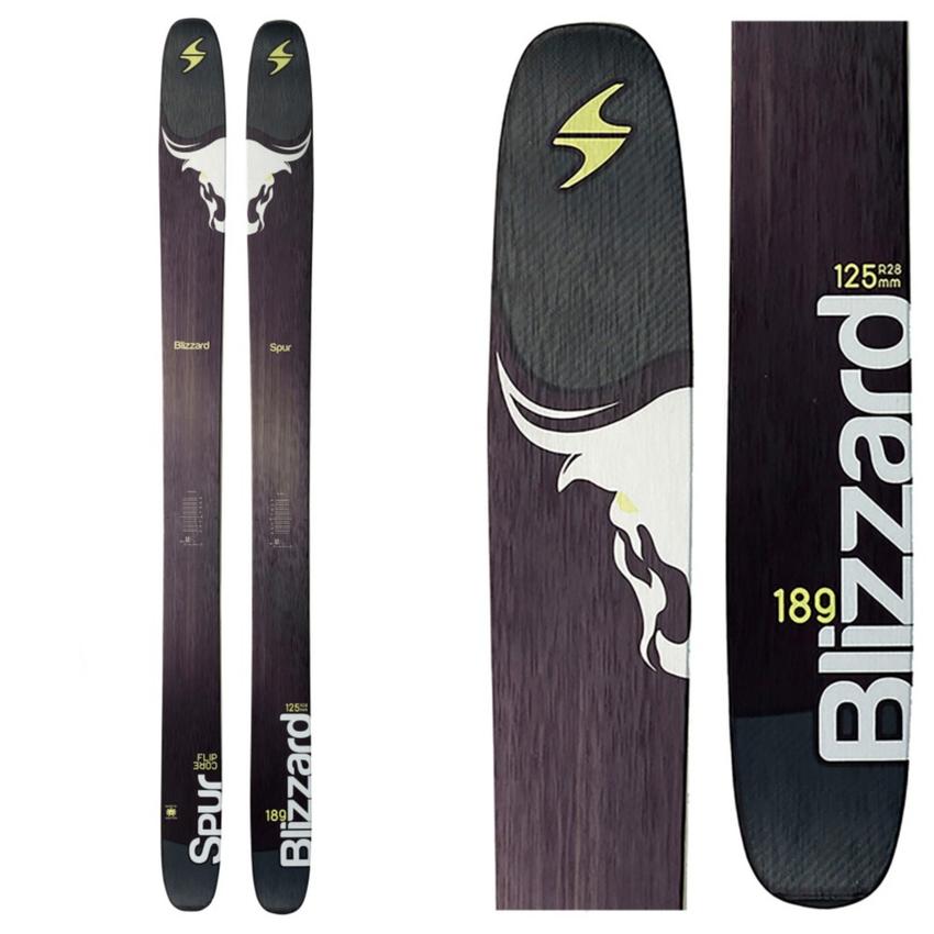 Blizzard Spur Skis 2016