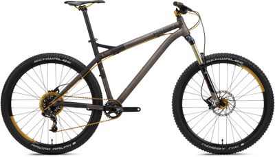 NS Bikes Eccentric AL1 Hardtail Bike 2016