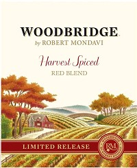 Woodbridge By Robert Mondavi Harvest Spiced Red Blend Limited Release