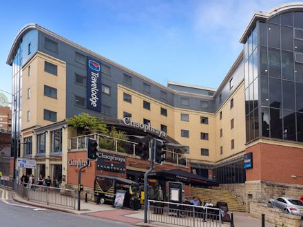 Travelodge: Leeds Central Hotel