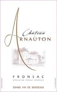 Chateau Arnauton Fronsac 2010