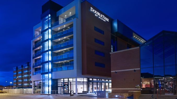 Doubletree By Hilton Hotel Lincoln