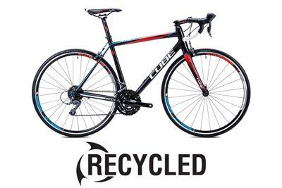 Cube Peloton Triple Road Bike - Ex Display 2015