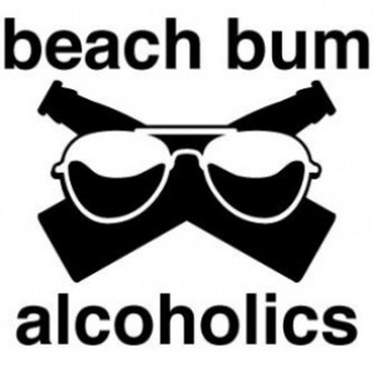 Beach Bum Alcoholics