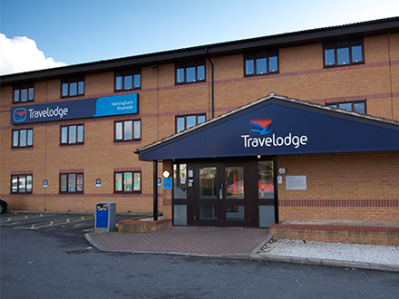 Travelodge: Nottingham Riverside Hotel