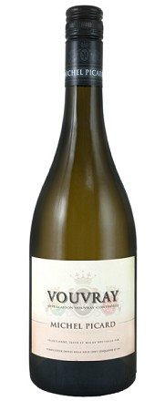 Michel Picard Vouvray 2013