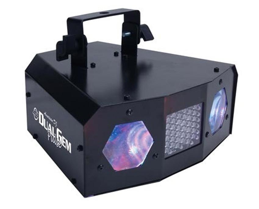 American DJ Dual Gem Pulse Effect Light